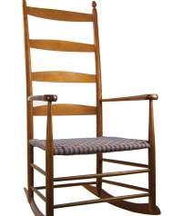 Lot 118: Rocking Chair