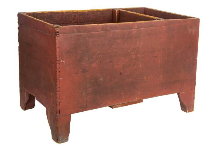 Lot 152: Wood Box