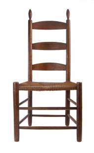Lot 155: Side Chair