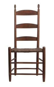 Lot 159: Side Chair