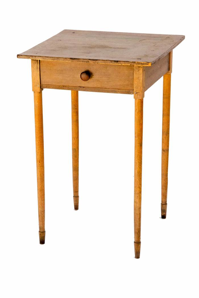 Lot 25: Work Stand