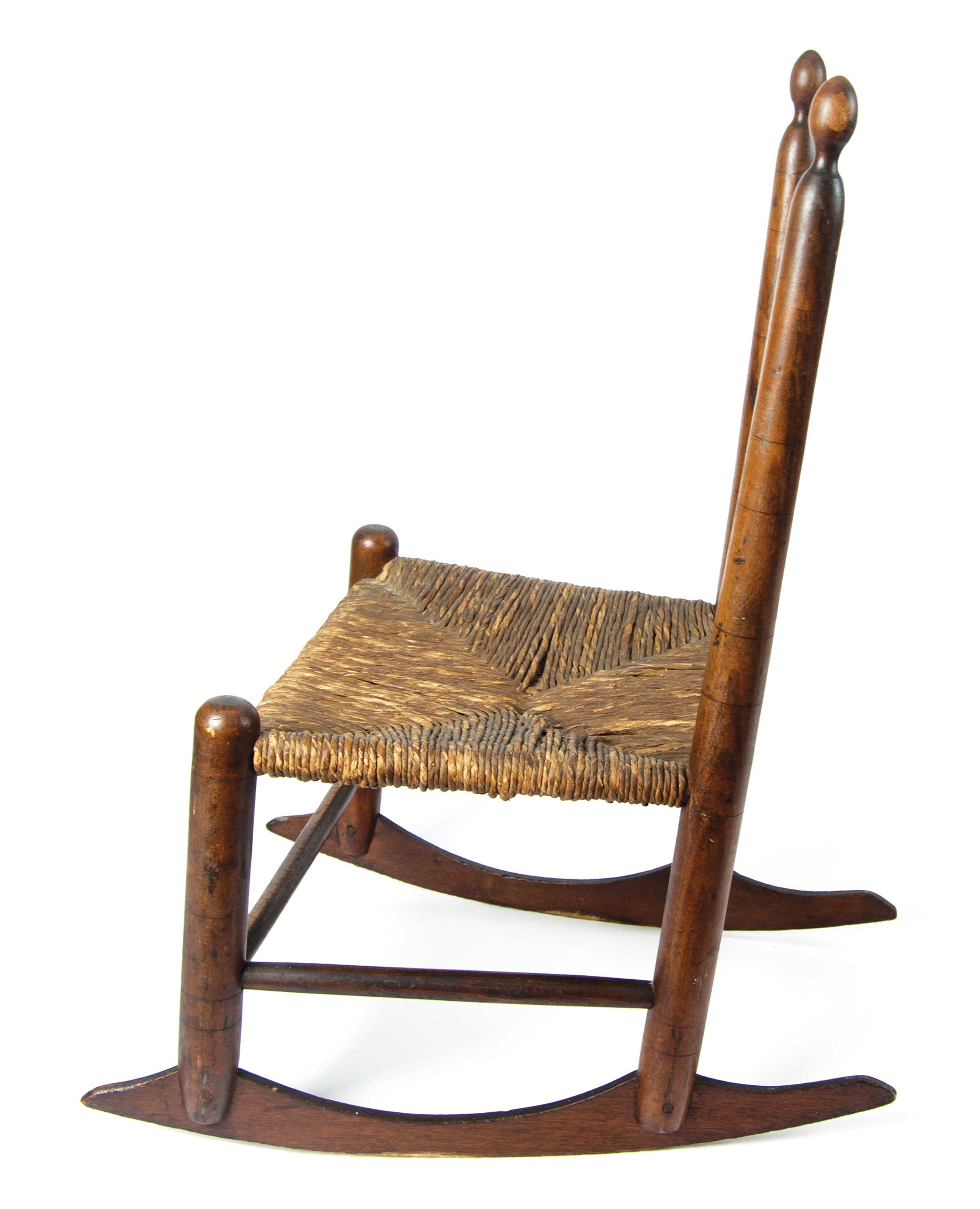 rocking chair with footrest india exercise ball reviews willis henry auctions inc