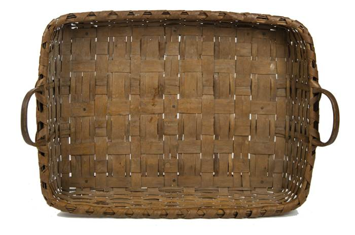 Lot 54: Garden Basket