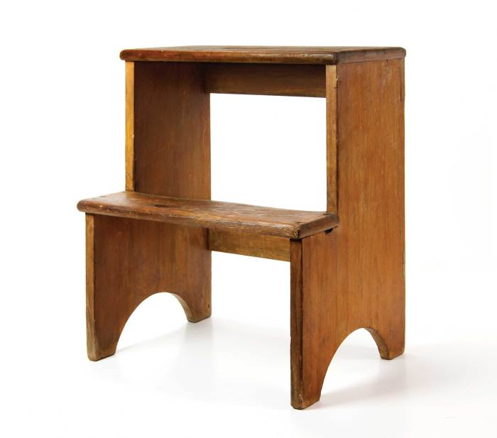 Lot 67: Two-Step Stool