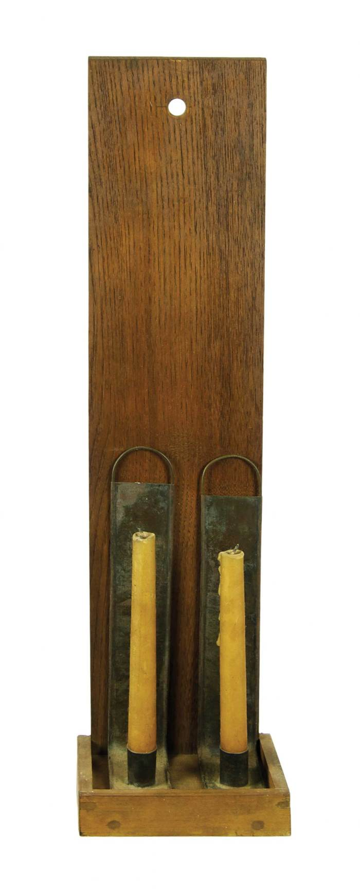 Lot 70: Very Rare Candle Sconce