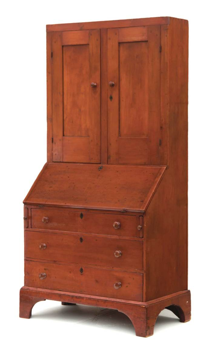 Lot 84: Trustee's Desk