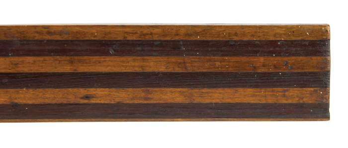 Lot 85: Three Wood Measuring Sticks