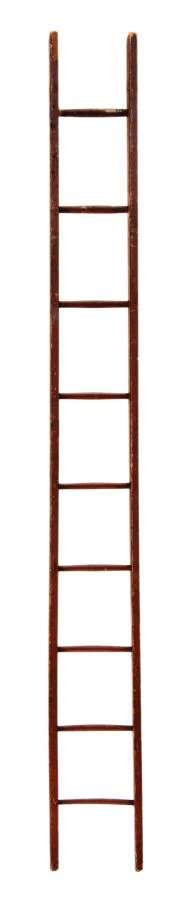 Lot 98: Ladder