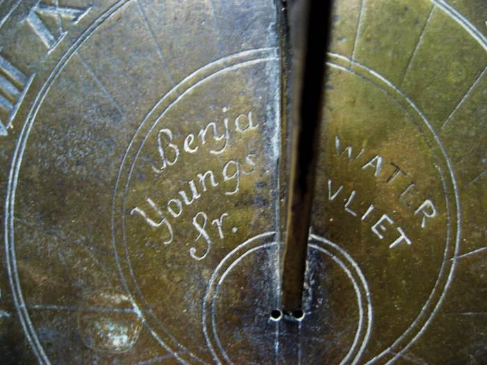Lot 78C: Very Rare Shaker Sundial