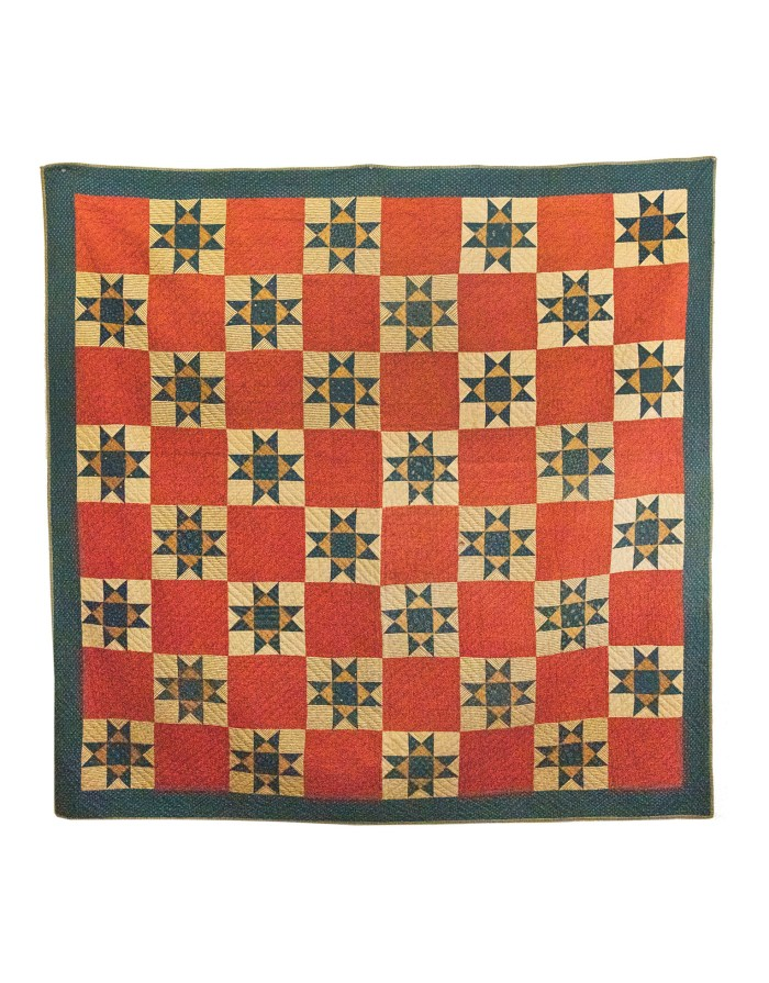 Lot 106: Antique Quilt