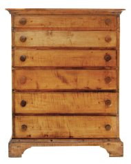 Lot 15: Tall Chest