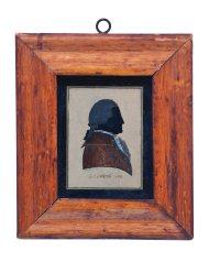 Lot 1: Profile of George Washington