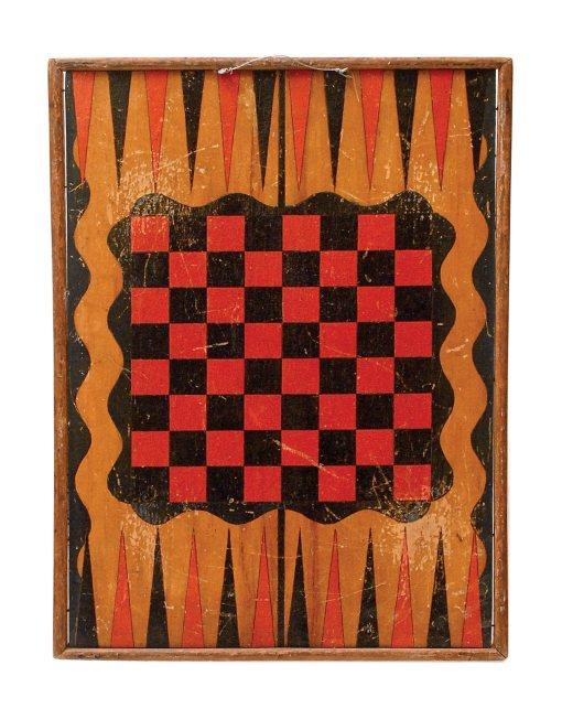 Lot 31: Game Board