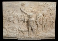 Lot 133: Bas-Relief of Paul Revere