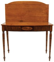 Lot 183: Card Table