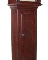Lot 20: Edwards Tall Clock
