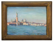 Lot 21: Oil of Venice