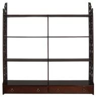 Lot 250: Kittenger Shelves