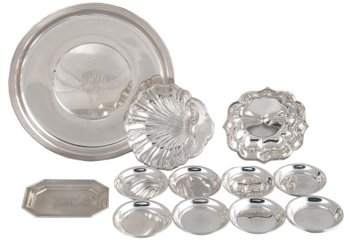 Lot 47A: Group of Sterling Silver