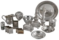 Lot 47B: Group of Sterling Silver