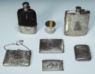 Lot 88B: Collection of Sterling Silver