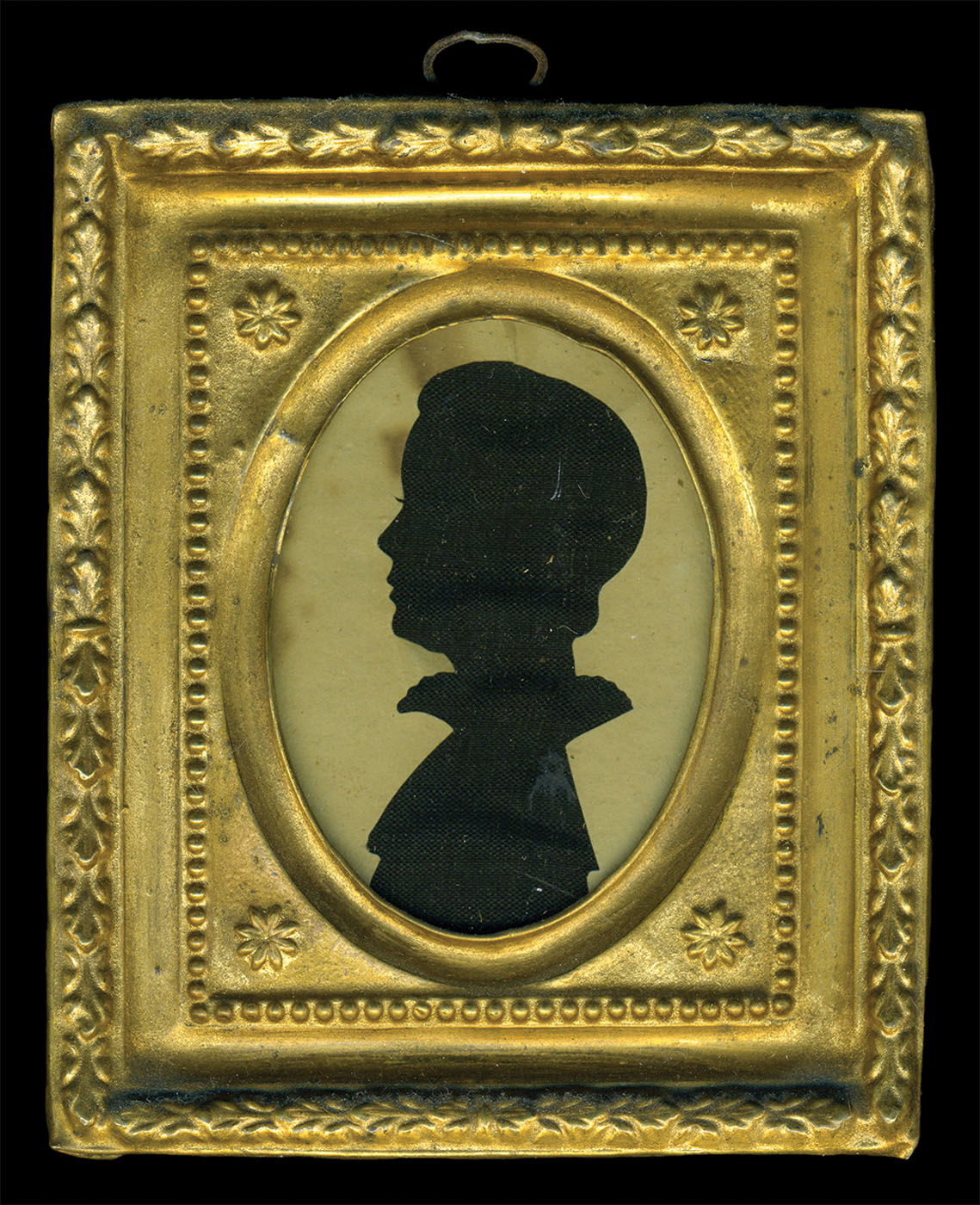 Lot 183: 19th C  Silhouettes - Willis Henry Auctions, Inc