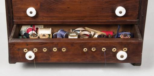 sewing, chest, child's, bureau