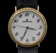 14k, wristwatch, universal, geneve