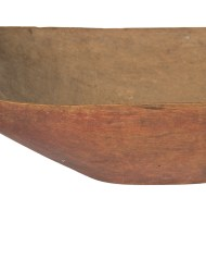 chopping bowl, paddle, maple