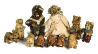 Wind-Up Toy Bear Collection