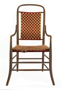 Bentwood Shaker Style Armchair