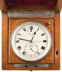 Two Chronometers; and Cockpit Clock