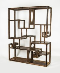 Chinese Divider/Bookcase