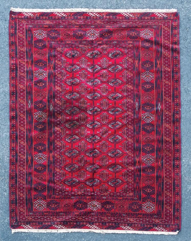 Turkoman Rug