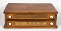 """Clarks"" Spool Chest"