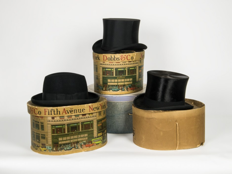 Hats in Original Boxes