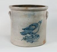 19th C. Stoneware Crock