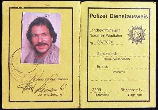 Schimanski zum Ersten DuisburgRuhrort 1981  Williz Blog