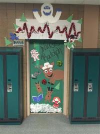 Christmas Door Decorating Ideas For Elementary School - 53 ...