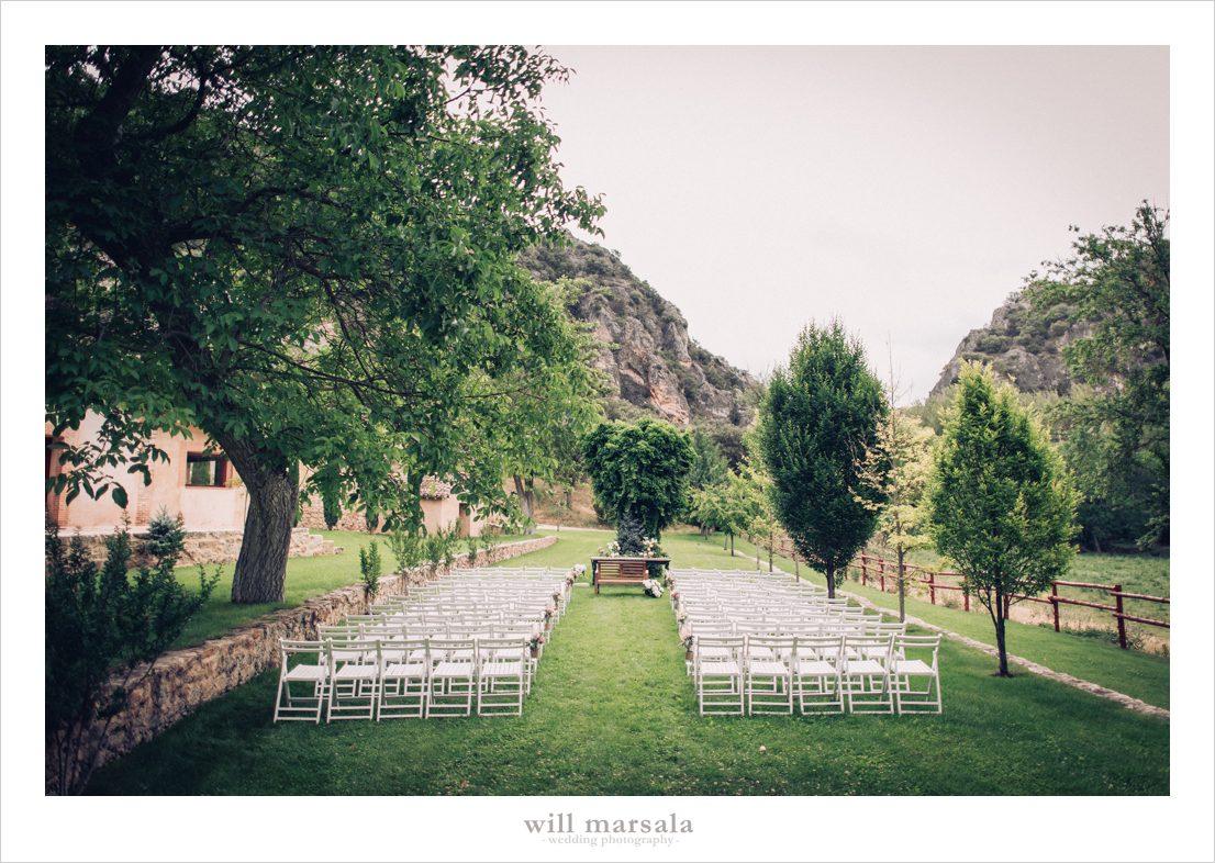 finca privada de bodas cutamilla en la comunidad de Madrid