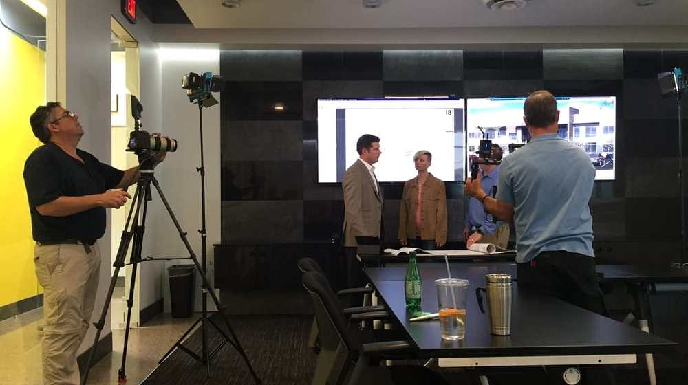 Willmeng Video Shoot