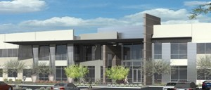 200KSF Chandler 'Mach One' Office Project - Arizona Builders Exchange