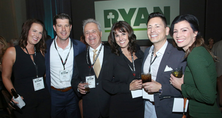 Willmeng's James Murphy Celebrates with Partners at Best of NAIOP