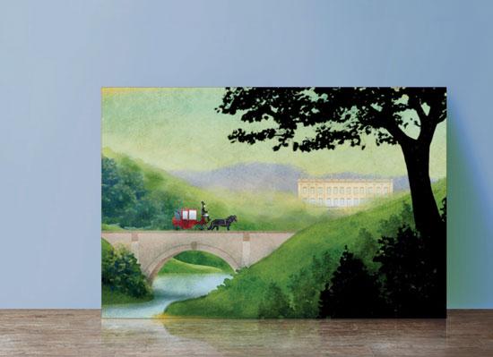 pemberley-visit-postcards