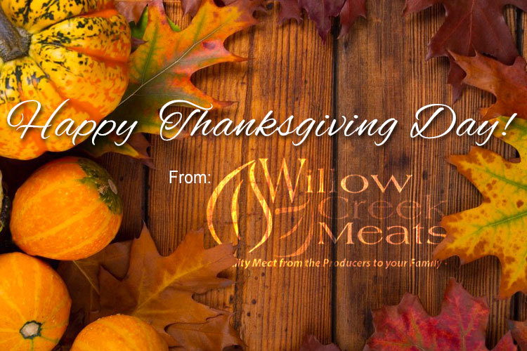 Wishing you a Happy Thanksgiving Day….