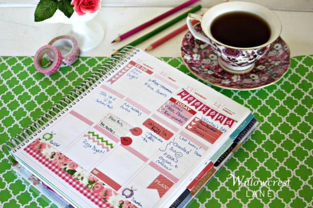 Willowcrest Lane Planner