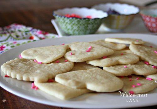 willowcrest lane sugar cookies