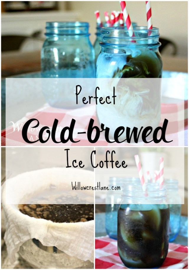 willowcrest lane iced coffee