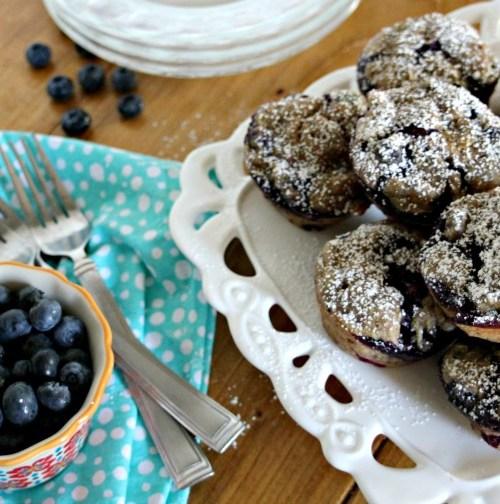 Summer Harvest Recipes: Blueberry Zucchi...