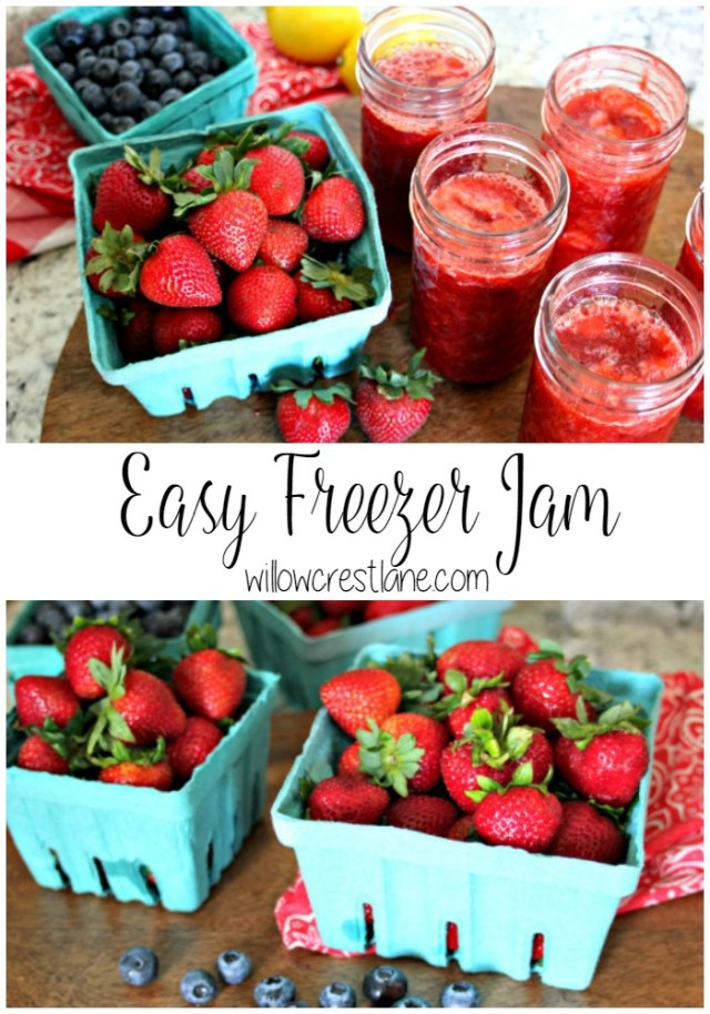 willowcrest lane freezer jam